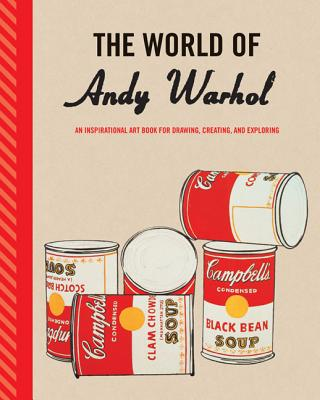 World of Andy Warhol Guided Activity Journal By Warhol, Andy (CON)/ Andy Warhol Foundation (COR)
